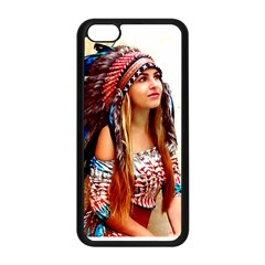 Indian 21 Apple Iphone 5c Seamless Case (black) by indianwarrior