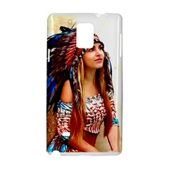 Indian 21 Samsung Galaxy Note 4 Hardshell Case by indianwarrior