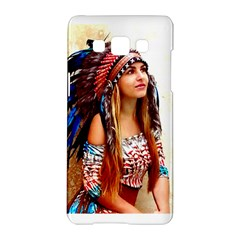 Indian 21 Samsung Galaxy A5 Hardshell Case  by indianwarrior