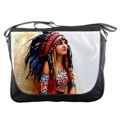 Indian 21 Messenger Bags by indianwarrior