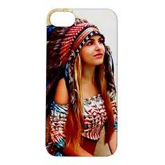 Indian 21 Apple Iphone 5s Hardshell Case by indianwarrior