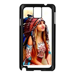 Indian 21 Samsung Galaxy Note 3 N9005 Case (black) by indianwarrior