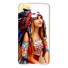 Indian 21 Samsung Galaxy S5 Back Case (white) by indianwarrior
