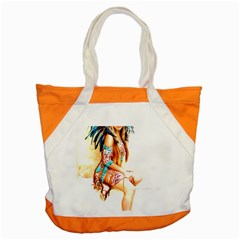 Indian 18 Accent Tote Bag by indianwarrior
