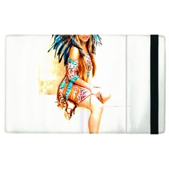 Indian 18 Apple Ipad 3/4 Flip Case by indianwarrior