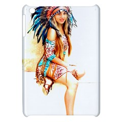 Indian 18 Apple Ipad Mini Hardshell Case by indianwarrior