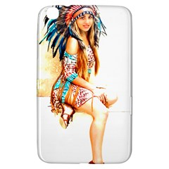 Indian 18 Samsung Galaxy Tab 3 (8 ) T3100 Hardshell Case  by indianwarrior
