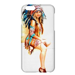 Indian 18 Apple Iphone 6 Plus/6s Plus Hardshell Case by indianwarrior