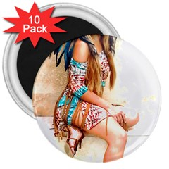 Indian 17 3  Magnets (10 Pack)