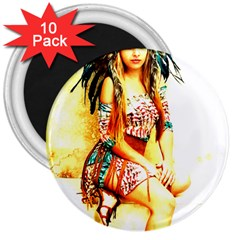 Indian 16 3  Magnets (10 Pack)  by indianwarrior