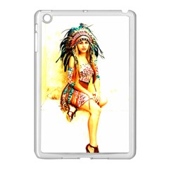 Indian 16 Apple Ipad Mini Case (white) by indianwarrior