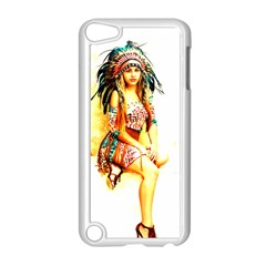 Indian 16 Apple Ipod Touch 5 Case (white) by indianwarrior