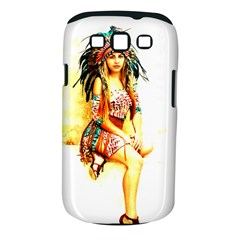 Indian 16 Samsung Galaxy S Iii Classic Hardshell Case (pc+silicone) by indianwarrior