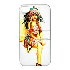 Indian 16 Apple Iphone 4/4s Hardshell Case With Stand by indianwarrior