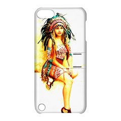 Indian 16 Apple Ipod Touch 5 Hardshell Case With Stand by indianwarrior