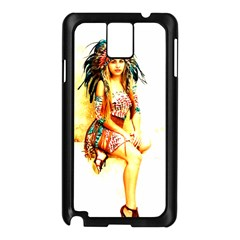 Indian 16 Samsung Galaxy Note 3 N9005 Case (black) by indianwarrior