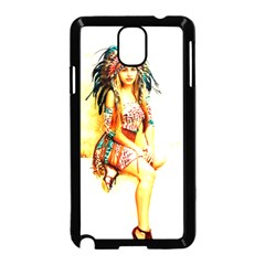 Indian 16 Samsung Galaxy Note 3 Neo Hardshell Case (black) by indianwarrior