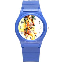 Indian 16 Round Plastic Sport Watch (s) by indianwarrior