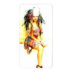 Indian 16 Samsung Galaxy Note 3 N9005 Hardshell Back Case by indianwarrior
