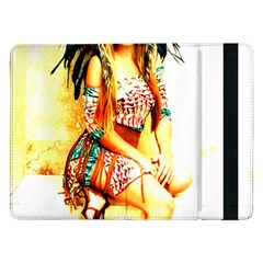 Indian 16 Samsung Galaxy Tab Pro 12 2  Flip Case by indianwarrior