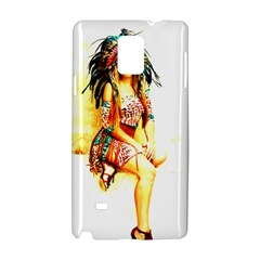 Indian 16 Samsung Galaxy Note 4 Hardshell Case by indianwarrior