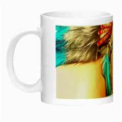 Indian 14 Night Luminous Mugs by indianwarrior
