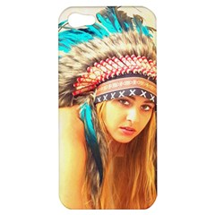 Indian 14 Apple Iphone 5 Hardshell Case by indianwarrior