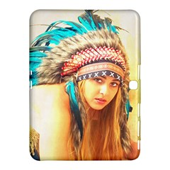 Indian 14 Samsung Galaxy Tab 4 (10 1 ) Hardshell Case  by indianwarrior