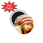 Indian 12 1.75  Magnets (100 pack)  Front