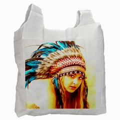 Indian 12 Recycle Bag (two Side)  by indianwarrior