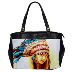 Indian 12 Office Handbags by indianwarrior