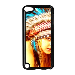 Indian 12 Apple Ipod Touch 5 Case (black) by indianwarrior