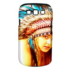 Indian 12 Samsung Galaxy S Iii Classic Hardshell Case (pc+silicone) by indianwarrior