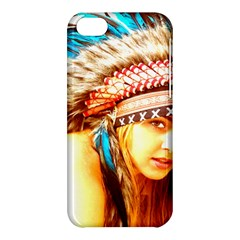 Indian 12 Apple Iphone 5c Hardshell Case by indianwarrior