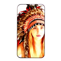Indian 3 Apple Iphone 4/4s Seamless Case (black) by indianwarrior