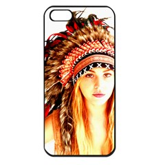 Indian 3 Apple Iphone 5 Seamless Case (black) by indianwarrior