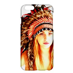 Indian 3 Apple Iphone 6 Plus/6s Plus Hardshell Case by indianwarrior