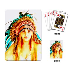 Indian 29 Playing Card by indianwarrior