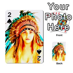 Indian 29 Playing Cards 54 Designs