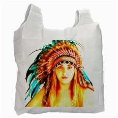 Indian 29 Recycle Bag (one Side) by indianwarrior