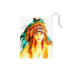 Indian 29 Drawstring Pouches (small)