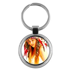 Indian 26 Key Chains (round)  by indianwarrior