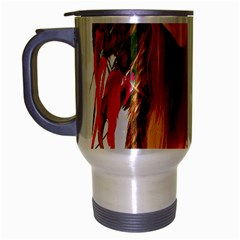 Indian 26 Travel Mug (silver Gray) by indianwarrior