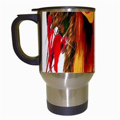 Indian 26 Travel Mugs (white) by indianwarrior