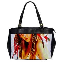 Indian 26 Office Handbags by indianwarrior