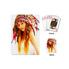 Indian 26 Playing Cards (mini)  by indianwarrior