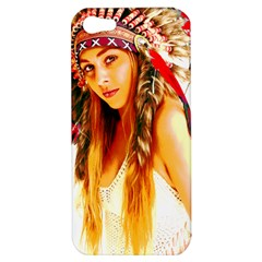 Indian 26 Apple Iphone 5 Hardshell Case by indianwarrior