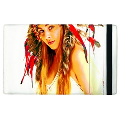 Indian 26 Apple Ipad 3/4 Flip Case by indianwarrior