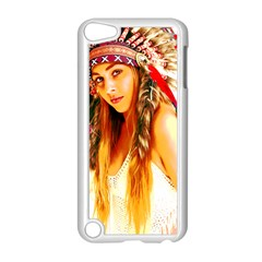 Indian 26 Apple Ipod Touch 5 Case (white) by indianwarrior