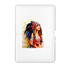Indian 22 Samsung Galaxy Tab 2 (10 1 ) P5100 Hardshell Case  by indianwarrior